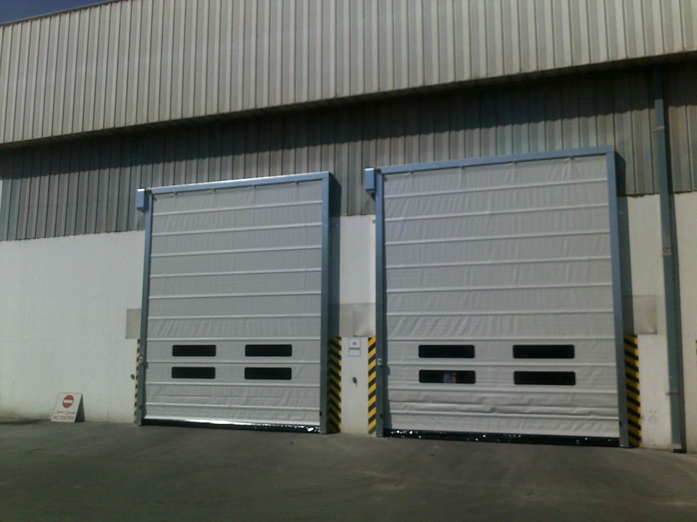 porte-impacchettamento porte-impacchettamento-Porte rapide Porte per transiti intensivi industriali